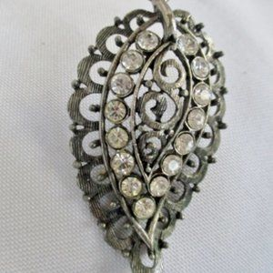 RACHEL PAISLEY LARIAT Necklace Charm Rhinestone